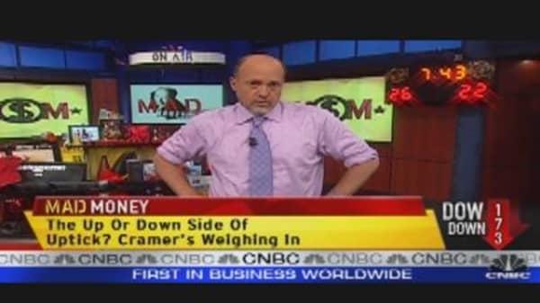 Cramer's Market Wisdom