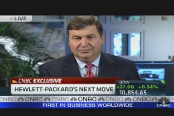 Hewlett-Packard's Next Move
