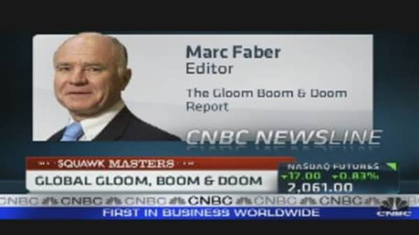 Global Gloom, Boom & Doom