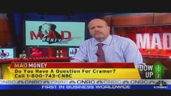 Faith is Top Priority, Says Cramer
