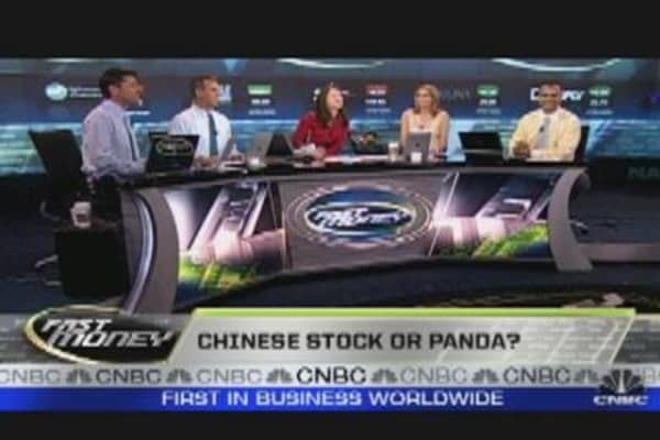 China IPO or Panda