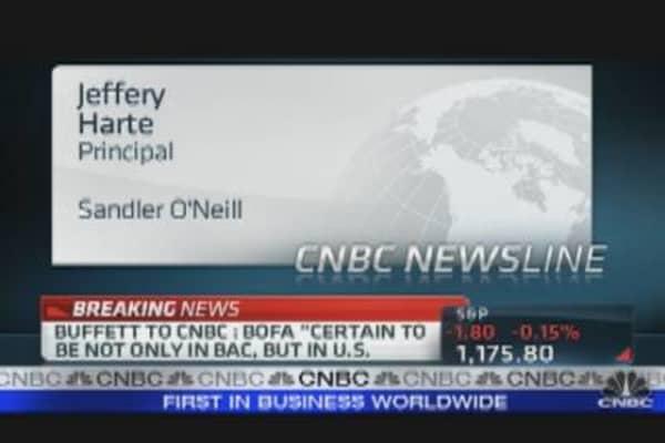 Good News for BofA