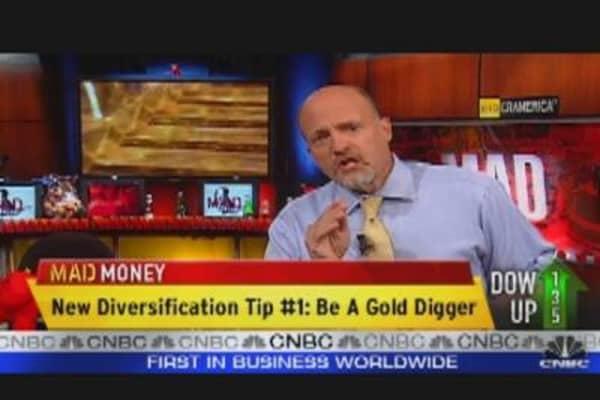 Cramer's Diversification Tips