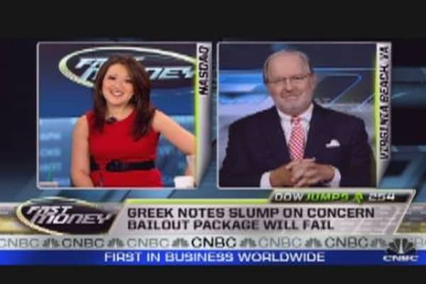 Greece Cannot be Saved: Gartman