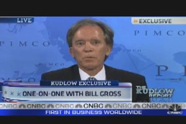 Bill Gross Backtracks on Treasurys