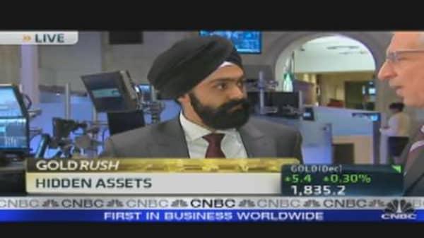 Gold Rush: Hidden Assets