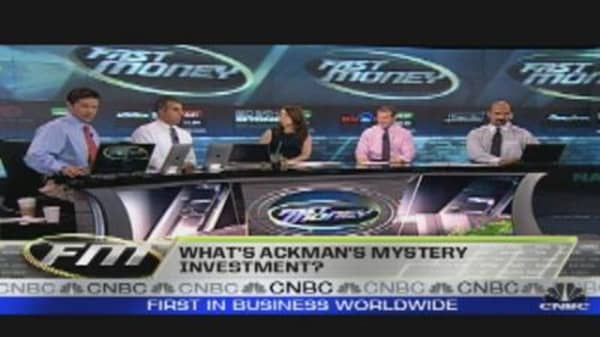 Ackman's Mystery Investment