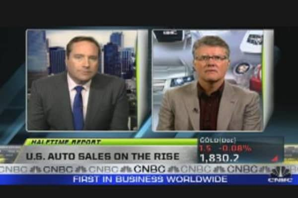 GM Sales Roar & Costco's CEO Steps Down