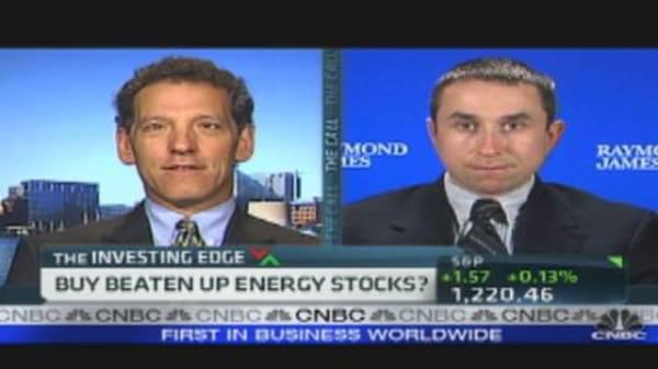 Buy Beaten Up Energy Stocks?