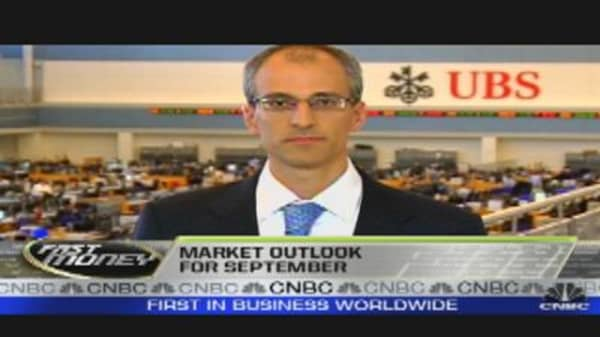Market Outlook for September