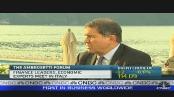 No More Policy 'Rabbits' Left: Roubini