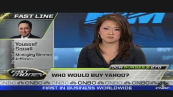Yahoo Sale Before Permanent CEO?