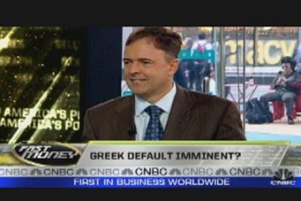 Greece Debt Spreads