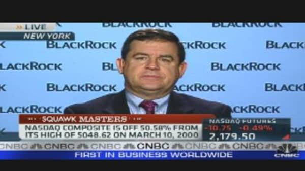 Bob Doll: Bear Market in Confidence