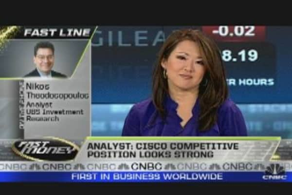 Cisco's New Direction