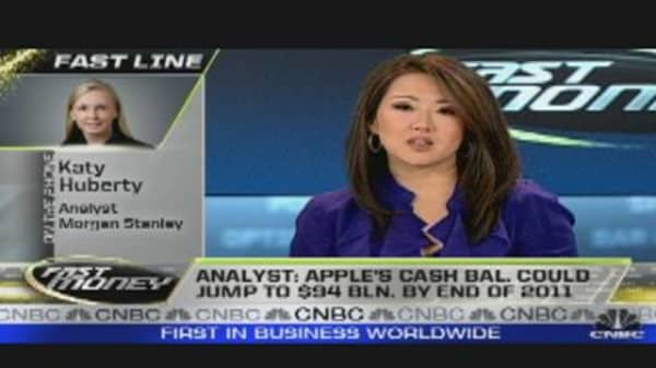 Is Apple Dividend Imminent?