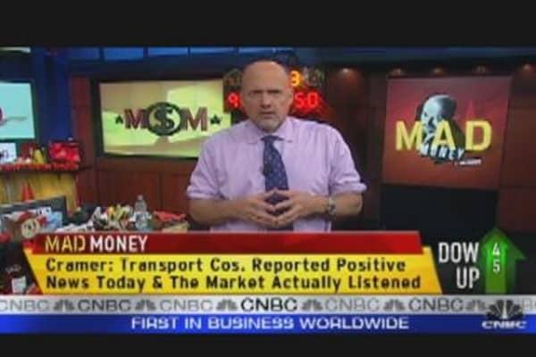 Mad Money Markets: Correlation