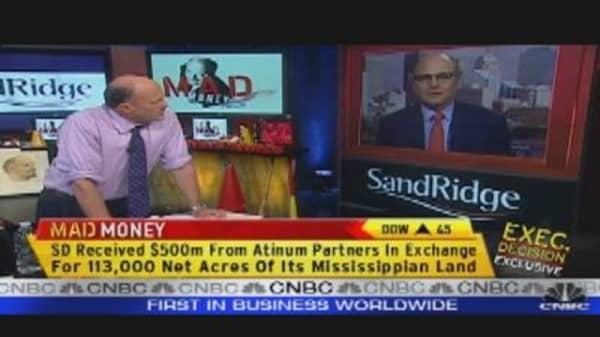 Cramer Asks: Turnaround Time for SD?