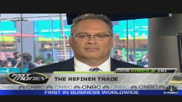 Time to Sell the Refiners?