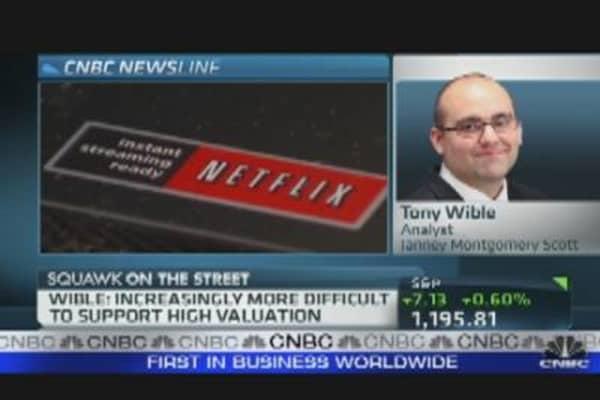 Netflix Reduces Domestic Subscriber Estimates