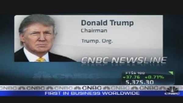 Trump on Presidential Politics
