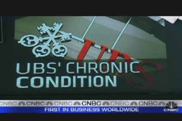 UBS' Chronic Condition