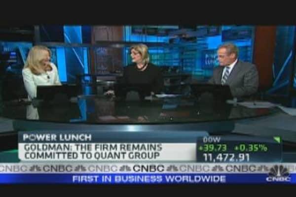 GS Shutting Global Alpha Fund