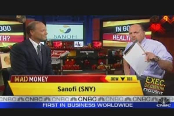 In Good Health: Sanofi