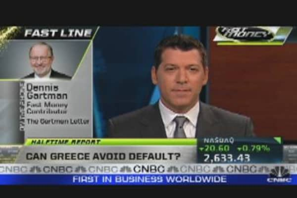 Can Greece Avoid Default?
