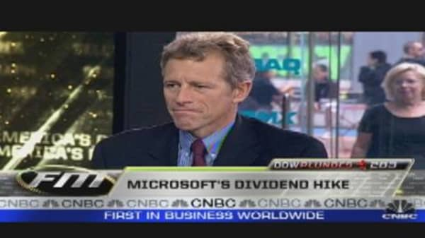 Is Microsoft's Dividend Too Small?