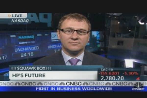 HP's Future
