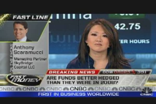 Hedge Fund Launches Outpace Liquidations