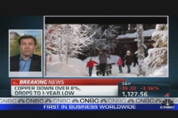 Vail Resorts CEO on Slowing Economy