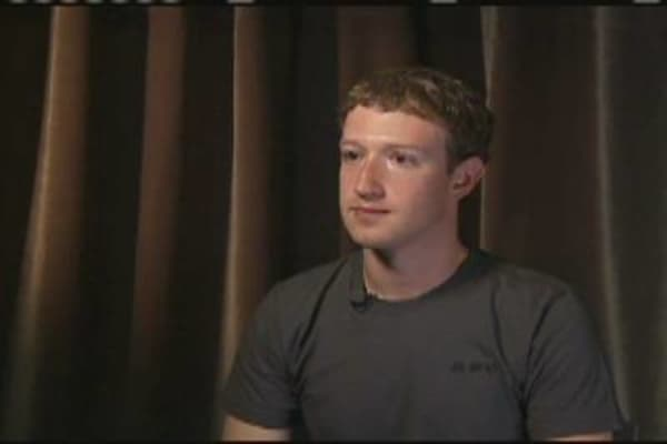 Zuckerberg One-on-One