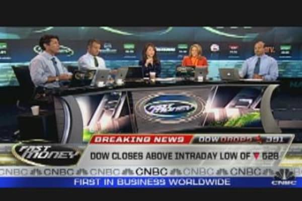 Word on the Street: Financial Markets Selloff