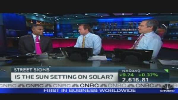 Solar News: Solyndra & First Solar