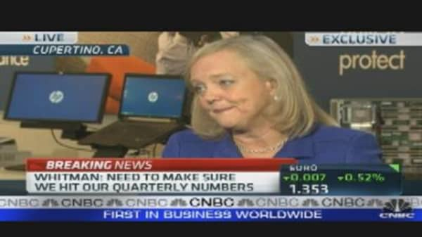 Meg Whitman's Plans to Revive HP, Pt. 2