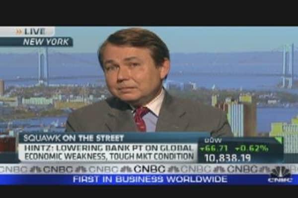Sanford Bernstein Lowers Bank Targets