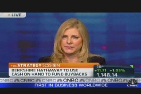 Berkshire Announces Buyback Program