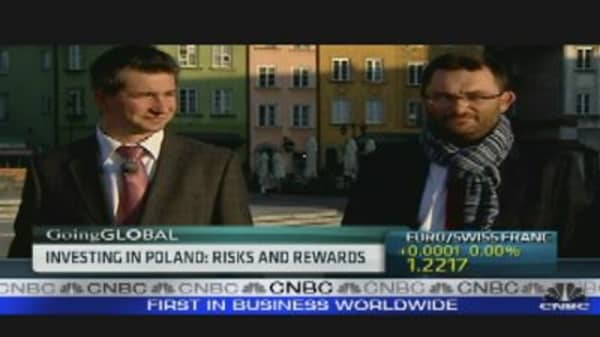 Zloty Boost Punishes Speculators: Economist
