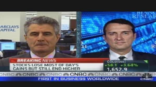 Investors Remain Nervous?