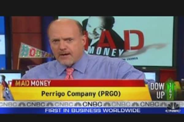 Perrigo CEO Talks China Biz