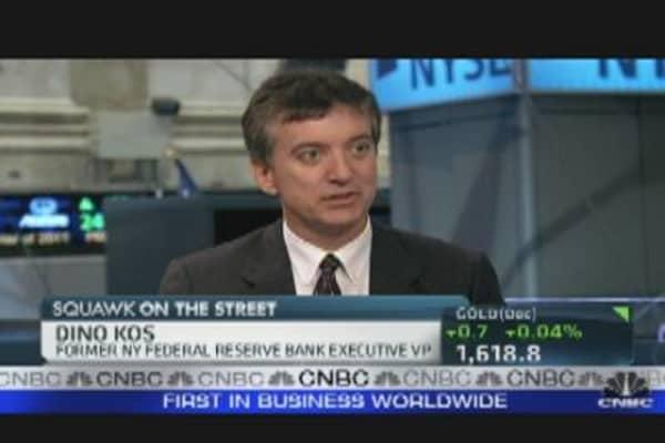 Banks, Europe & the U.S.