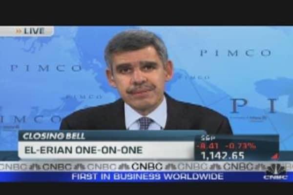 El-Erian One-on-One