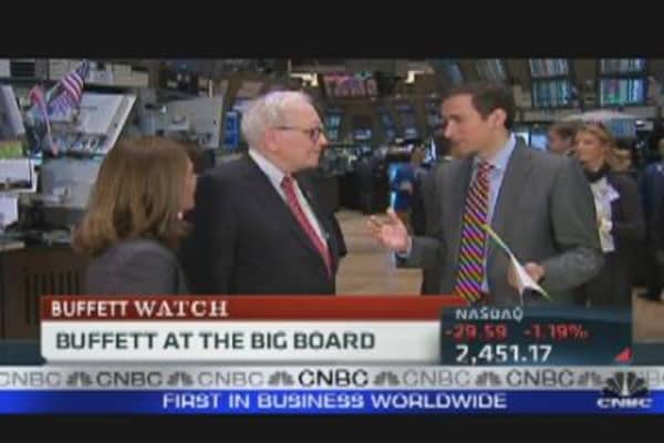 Buffett & Sorkin