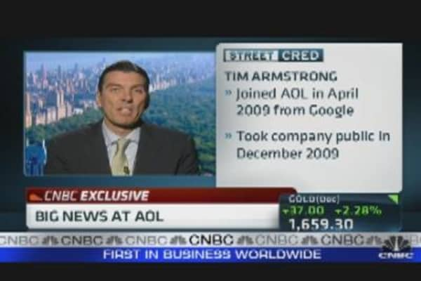 AOL's New Strategy