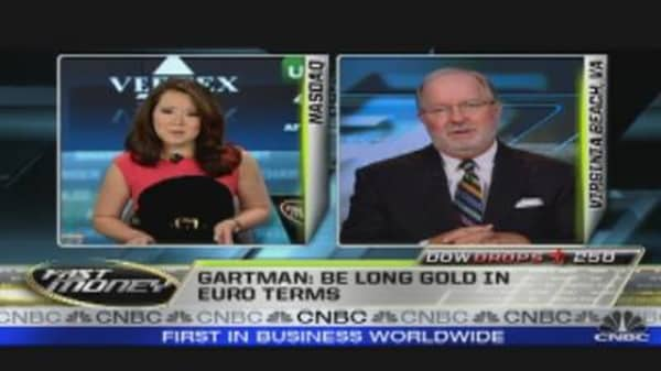 Gartman: Copper Can Drop Below $3