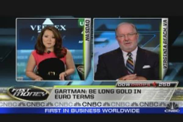 Gartman: Copper Can Drop Below $3