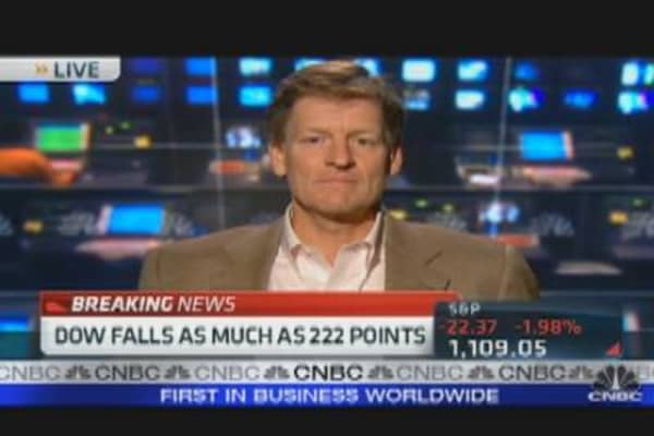 Author Michael Lewis on 'Boomerang'