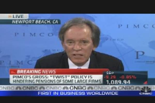 Bond King Bill Gross on the Markets